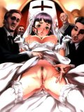 Violent sex orgy with the naughty bride