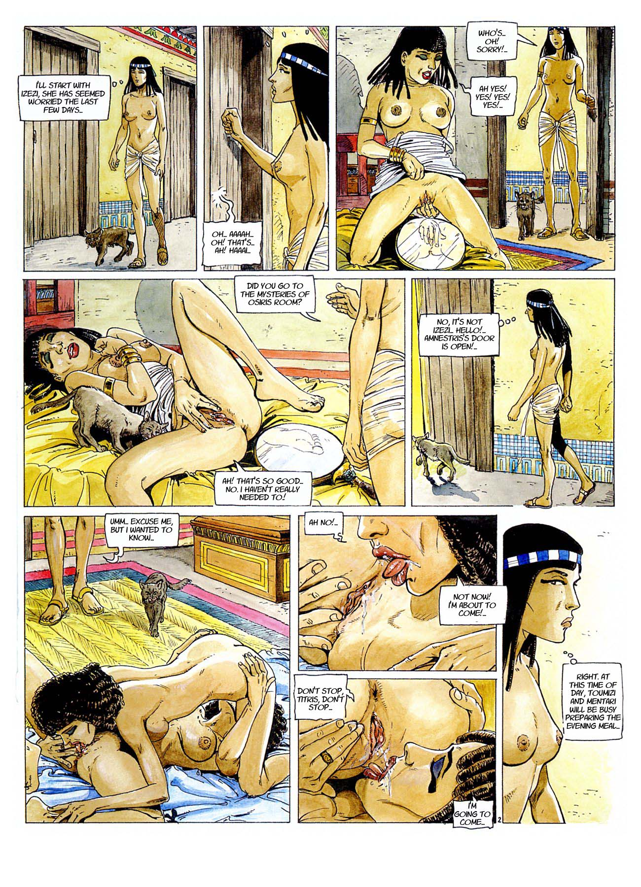 erotic comics norwegian sex